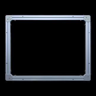 Bâti d'extension en aluminium pour restauration toile BAL2 - Chassitech