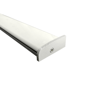 Cache d'extrémité pour rail Cimex+ - Chassitech