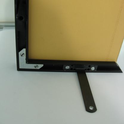 Chevalet de table antivol pour cadre bois ou alu - Chassitech