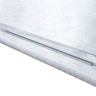 Clip plastique pour BAL2 tension toile pour restauration - Chassitech