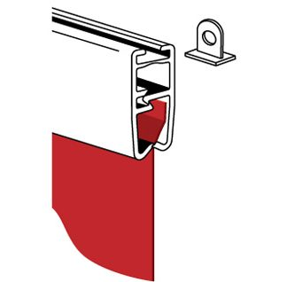 clip pour fixation affiches Chassitech