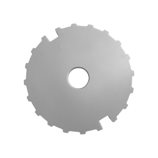 Disque XPS anti-écrasement pour rouleaux de conservation - Chassitech