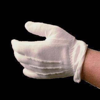 Gants de manutention œuvres d'art en tissu lot de 12 - Chassitech