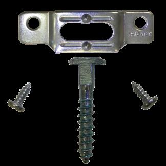 Kit pour accrochage de tableau sécurisé Tee-Screw Chassitech