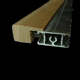 Châssis flottants bois aluminium auto-tenseurs - Chassitech