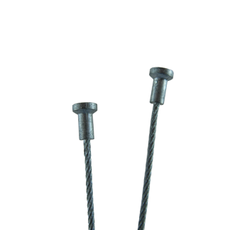Câble suspension œuvres d'art terminaison étagée diamètre 1,5 mm longueur 2,5 m - Chassitech