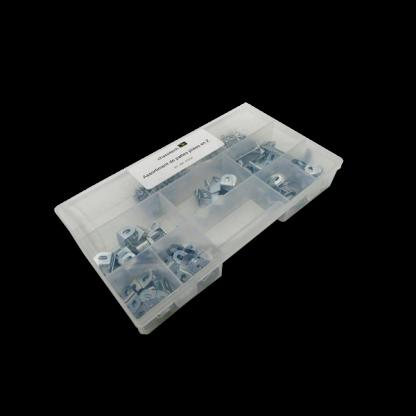 Boîte kit pattes pliées en Z Chassitech
