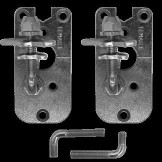 Piton de sécurité avec réglage de niveau Temart M6 T6 - Chassitech
