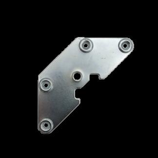 Plaque d'accrochage de tableau et renfort gauche droite S2a S2b - Chassitech