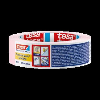 Ruban adhésif marquage repérage Tesa pour tableaux et œuvres d'art - Chassitech