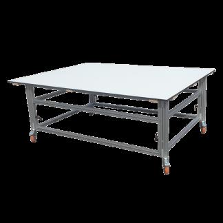 Table de travail standard pour restauration œuvres d'art Chassitech