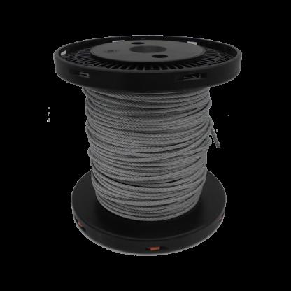 Câble en touret pour suspension Chassitech