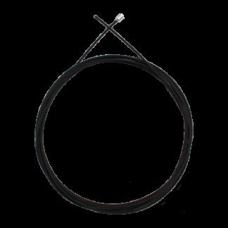 câble de suspension noir pour accrochage tableaux longeur 3 mètres - Chassitech