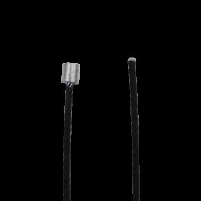 câble de suspension noir teinté dans la masse diamètre 1,8 mm 3 mètres - Chassitech