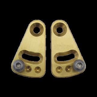 Paire pendulo delta compensateur entraxe Prolock - Chassitech